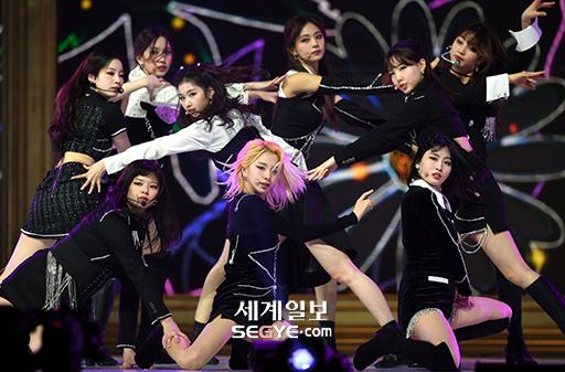 [포토] Twice'Sexy Dance'-Segye Daily