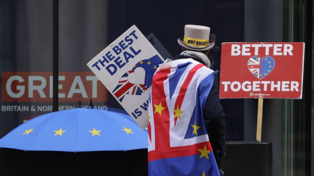 .: اخبار VGP:.  |  انگلیس و اتحادیه اروپا: توافق 7 روز قبل از مهلت مقرر