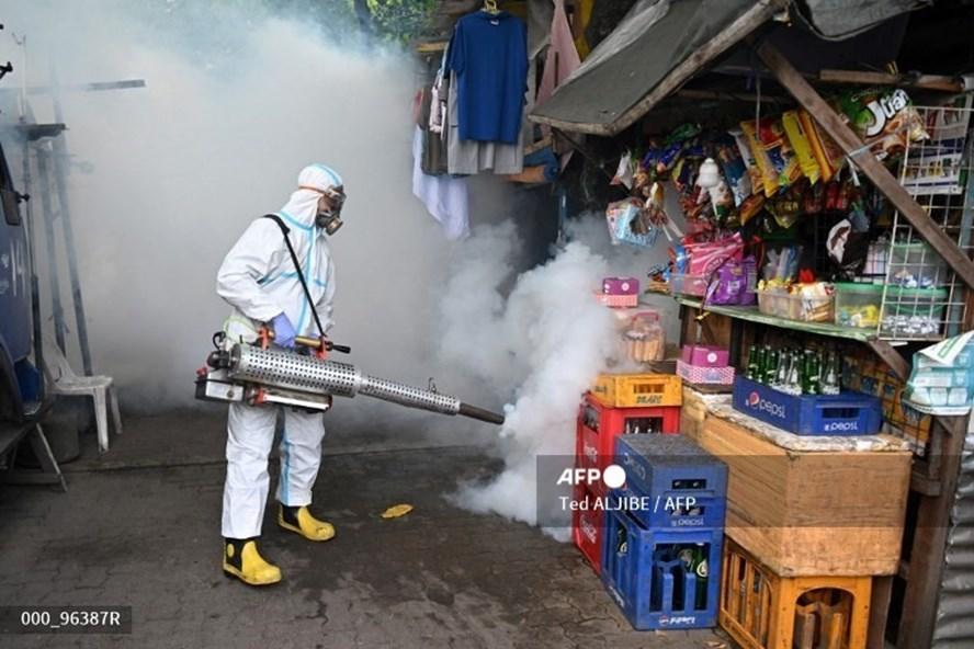 .: اخبار VGP:.  |  فیلیپین در حال محاصره منطقه پایتخت است