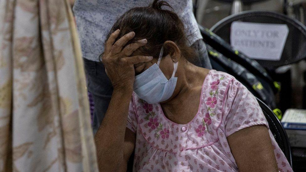 .: اخبار VGP:.  |  هند مرگ و میرهای جدید بالایی را ثبت کرده است