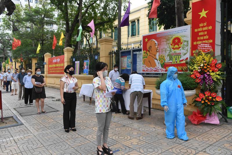 .: اخبار VGP:.  |  مطبوعات بین المللی علاقه مند به پیگیری انتخابات در ویتنام هستند