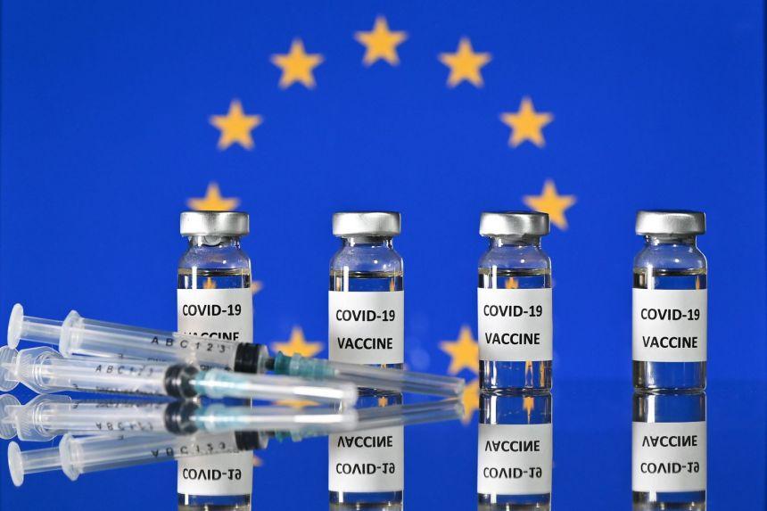 .: اخبار VGP:.  |  اروپا: سیگنال مثبتی از برنامه واکسیناسیون