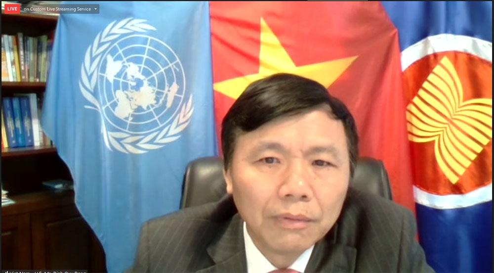 .: اخبار VGP:.  |  مدارا ، احترام و حمایت متقابل به کشورها کمک می کند تا از چالش ها عبور کنند