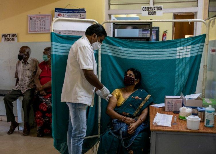 .: اخبار VGP:.  |  آسیا: کشورها در حال شتاب بخشیدن به اقدامات واکسیناسیون بی سابقه هستند